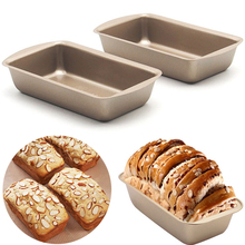 1Pcs Non-stick 5 Inch Mini Rectangular Loaf Pan, Heavy-duty Carbon Steel FDA Approved, Oven Roasting Bread Baking Cake Pan