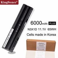 KingSener Corée Portable 65WH N3X1D batterie d'ordinateur portable pour DELL Latitude E5420 E5430 E5520 E5530 E6420 E6520 E6430 E6440 E6530 E6540