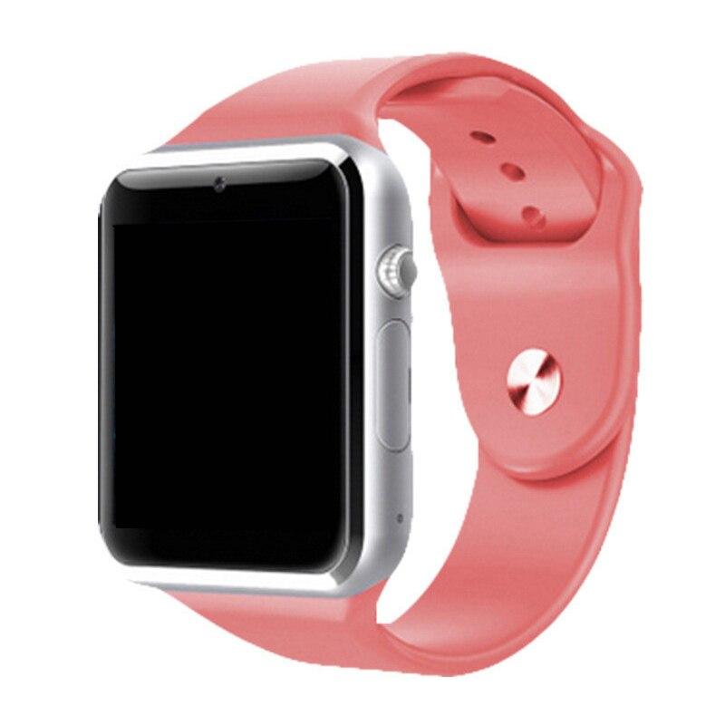 Galleria fotografica A1 Bluetooth <font><b>Smartwatch</b></font> Sport Intelligente Braccialetto di Vigilanza Pedometro con SIM della Macchina Fotografica <font><b>Smartwatch</b></font> Per Android Smartphone meglio di DZ09