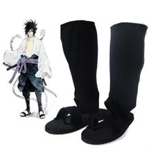 Naruto Cosplay Shoes Halloween Sasuke Uchiha Cosplay boots