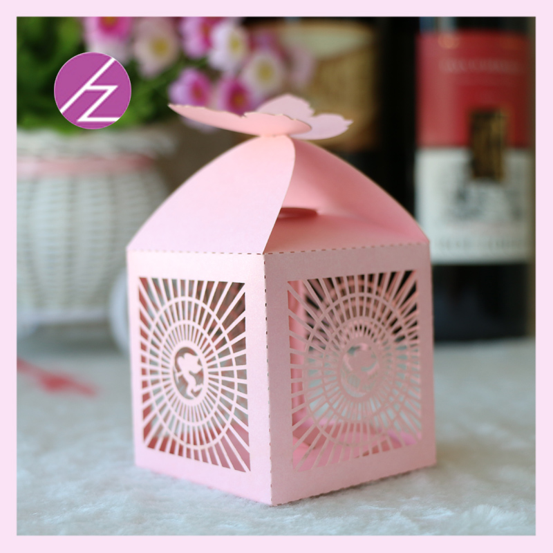 100 Pcslot Free Shipping Wedding Gift Boxes In Malaysia Wholesale