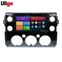 9 дюймовый Восьмиядерный Android 8,1 автомобиль DVD gps для Toyota FJ Cruiser автомобильное радио с gps Автомагнитола с Радио RDS BT Wi Fi Mirrorlink