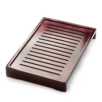 High Quality Wood Chinese Kungfu Tea Tray Teaware DrinkWare Teaset Y0074