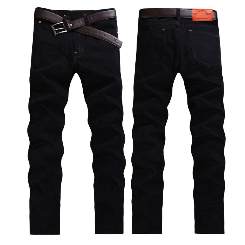Slim Fit Straight Denim Trouser Cotton Jeans  4