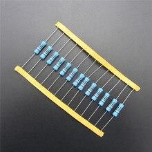 10 шт. RoHS Lead Free Металл Резистор 3 Вт Вт 1.5 ом 1% DIY Электронный КОМПЛЕКТ