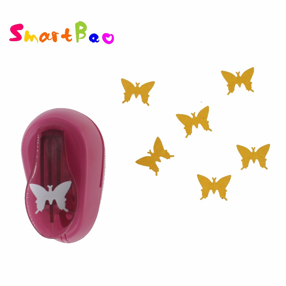 Butterfly Punch Scrapbooking Scrapbook Craft Punch, Perforadoras De Papel Para Scrapbook; Butterfly Width About: 2cm/0.79