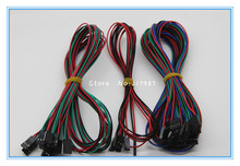 1 лот 14 шт. Полный Жгут Кабели для 3D-принтеры RepRap пандусы 1.4 концевыми выключателями термисторы Двигатель littleBits XT0023-3D
