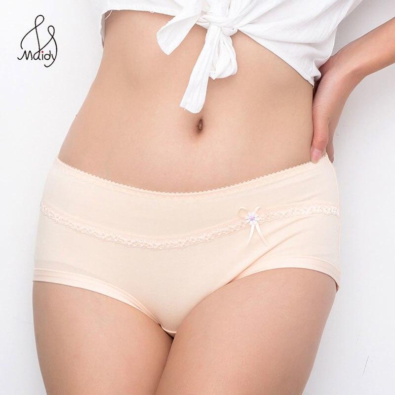 3pcs/Lot Women Sexy Lingerie Spandex Panties Cotton Panty Woman Hot Underwear Mid-rise Briefs Plus Size S-M-L Madiy
