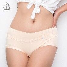 цена на 3pcs/Lot Women Sexy Lingerie Spandex Panties Cotton Panty Woman Hot Underwear Mid-rise Briefs Plus Size S-M-L Madiy