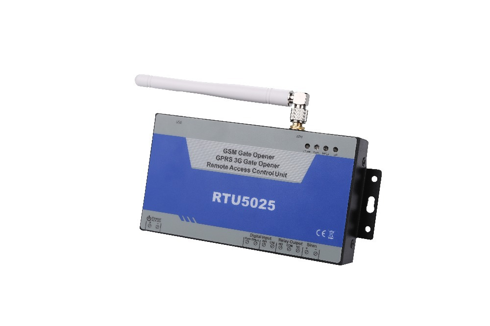 ФОТО 999 user capacity  2G Gate Opener RTU5025 for door and gate access computer server home appliance controlling