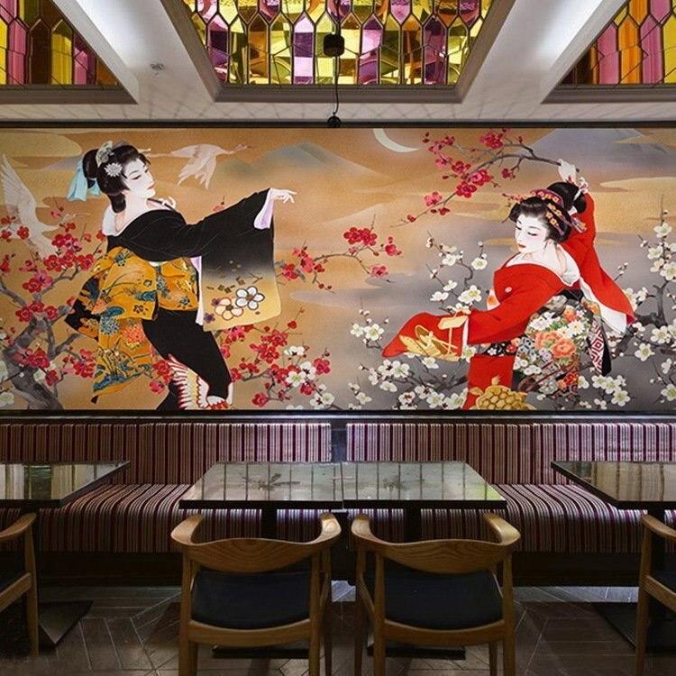 Japanese design photo wallpaper wall mural d