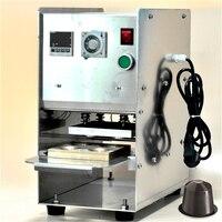 Руководство термосварки алюминиевых крышек машина совместимы для Nespresso алюминия Кофе капсулы стручки кофемашина капсульная