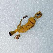 Caixa de bateria 6D flexível FPC cabo de peças de reparo para Canon EOS SLR