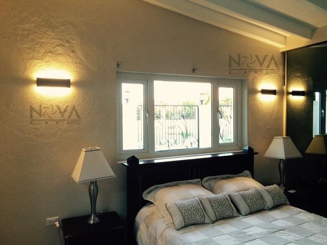 Linear Einstellbar LED Wandleuchten, Indirekte Hotel Wand Leuchten Ra85  AC100V Zu AC240V Eingang 2 Stücke