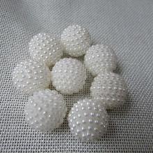 Waxberry bola de la perla Accesorios Para el Cabello diy alta imitación perlas belleza del teléfono de DIY esencial 10mm-20mm 50g