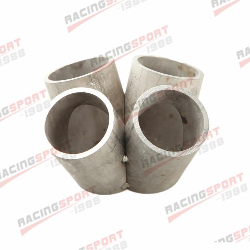 4-1 4 cilindro Collettore Header Collettore di Unione In Acciaio Inox T3/T4 Turbo Inlet4-1 4 cilindro Collettore Header Collettore di Unione In Acciaio Inox T3/T4 Turbo Inlet