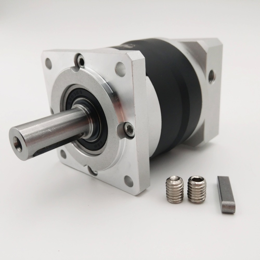 High Efficiency 16:1 NEMA17 Servo Reducer CNC Gearbox Speed Reducer for Textile Machinery LRF42-16 high efficiency nema17 servo gearbox reducer 100 1 servo motor planetary speed reducer for cnc medical apparatus lrf42 100