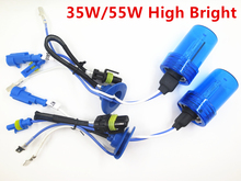 2PCS 35W 55W HID Xenon H1 H3 H7 H8 H9 H11 9005 9006 880 1 Auto