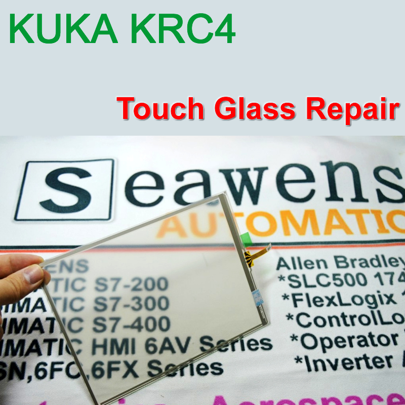 KUKA KRC4 00-168-334 Touch Glass for Teacher Panel repair~do it yourself,New & Have in stock