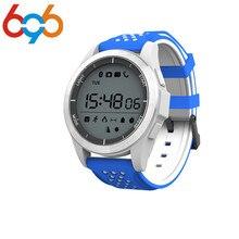Купить № 1 F3 Смарт часы браслет IP68 Водонепроницаемый smartwatches открытый режим Фитнес спортивные трекер напоминание Беспроводные устройства