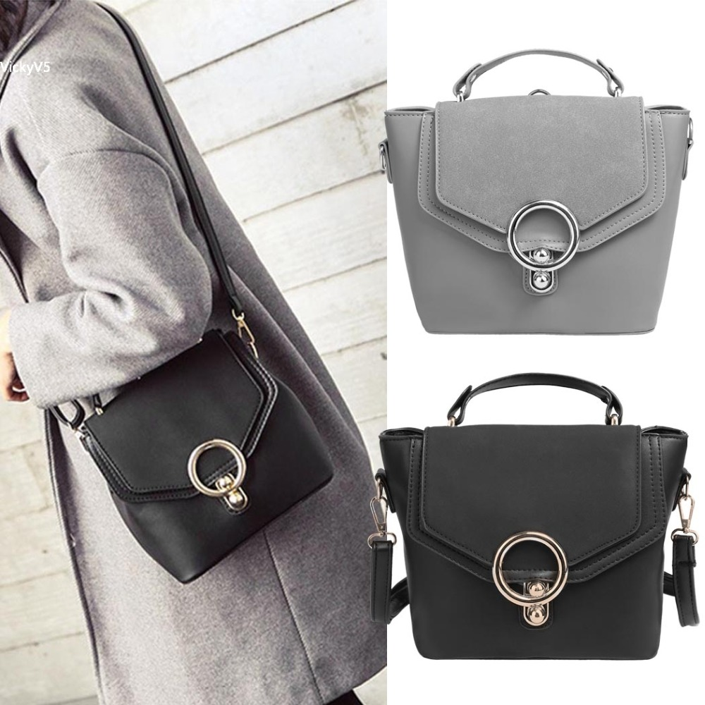 ФОТО Fashion leather women handbag satchel bag shoulder bags with Detachable Strap top-handle bags messenger bags best present