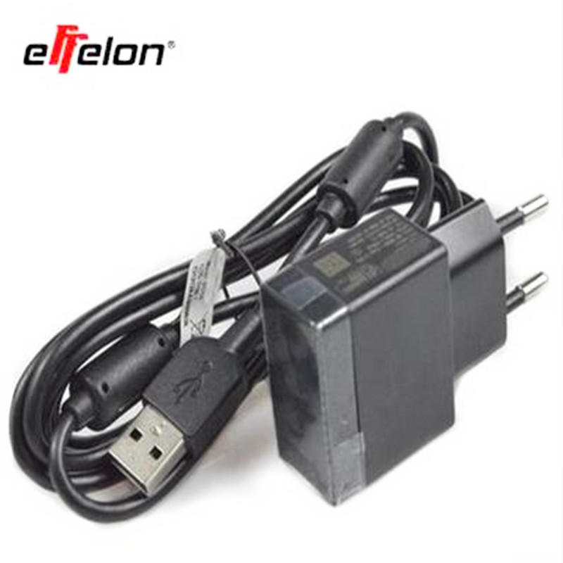 effelon 5V-1 A EP880 Charger Adapter with Original EC700 Micro usb cable for Sony Xperia Z3 Z3 COMPACT Z2 Z1 Z4