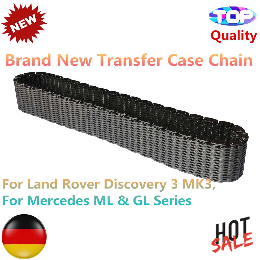 New Transfer Case Chain For Land Rover Magna Steyr 2-Speed Discovery 3 MK3, For Mercedes ML&GL Series HV098 42 Links 1.75