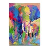 animal oil painting on canvas african cool Elephant artwork for home decor Handmade modern art High quality