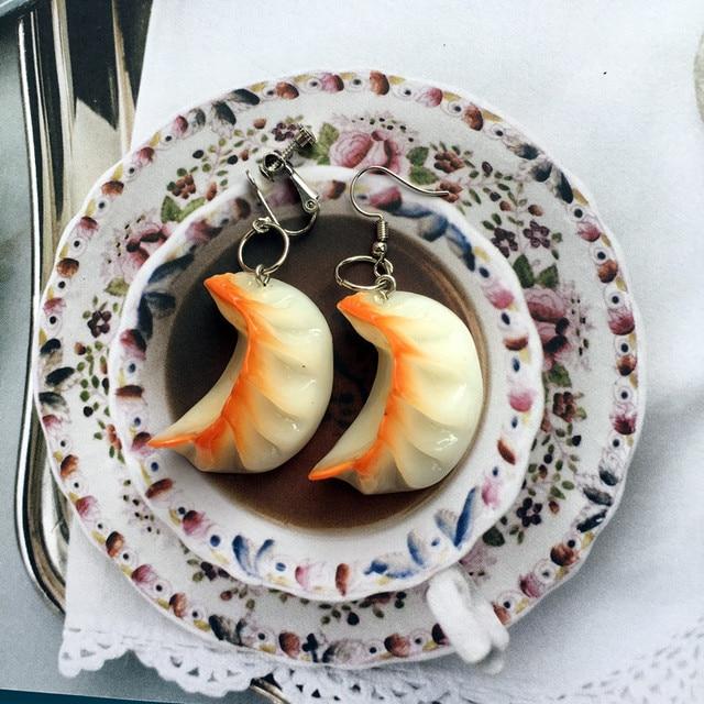 Dumpling Earrings