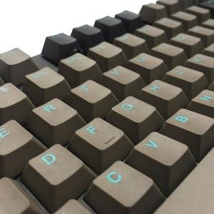 Image 3 - PBT Doubleshot Cherry MX Keycaps Dolch ANSI Cherry Profilo Per 60%/TKL 87/104/108 MX Meccanica fit tastiera iKBC Akko X Ducky