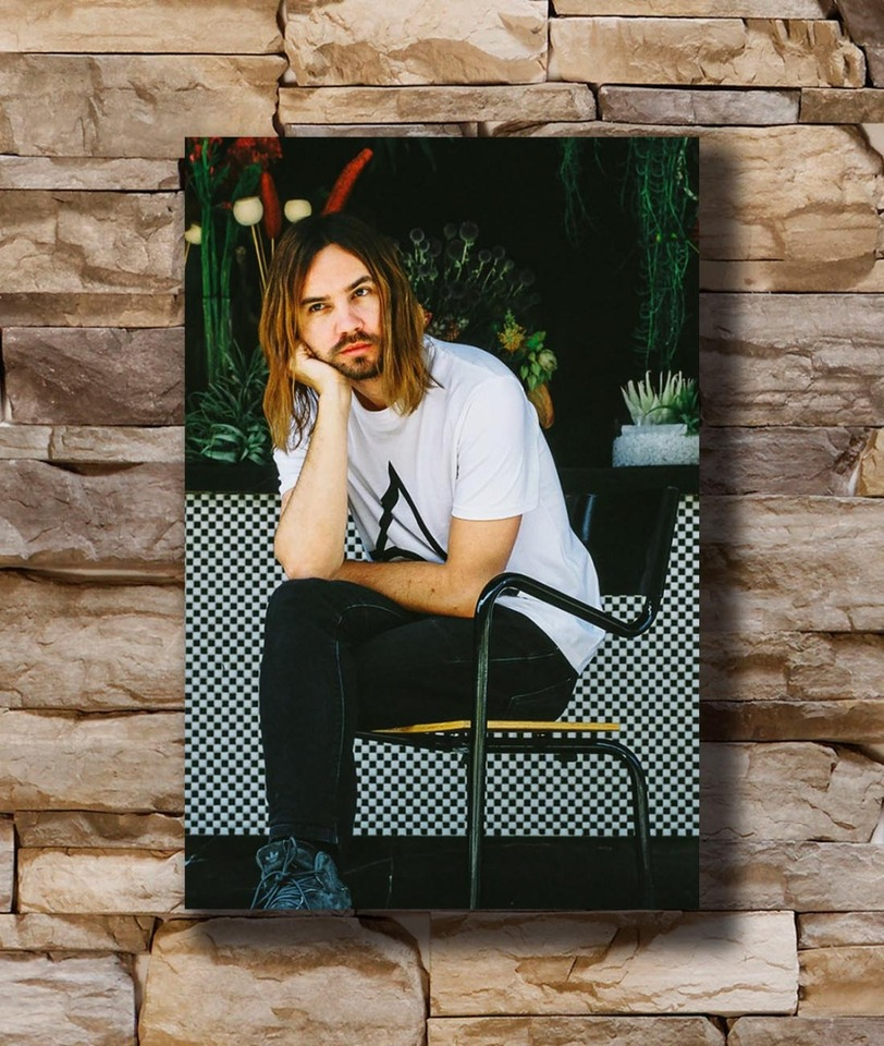 C-62 Kevin Parker Tame Impala Rock Music Star Silk Poster 14x21 24x36inch