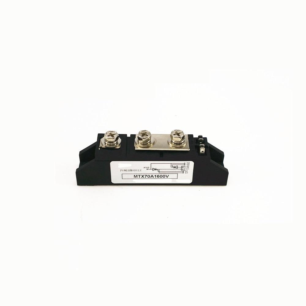 MTX Thyristor module 70A 1600V mtc250a 1600v mgr industrial grade thyristor module thyristor module pressure 1600vac