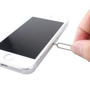 Image 5 - 1000 adet/grup evrensel Sim kart tepsi sökücü çıkar İtici Pin anahtar açık aracı iPhone iPad SamSung için Huawei Xiaomi akıllı telefon