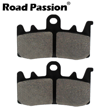 Road Passion Motorcycle Front Brake Pads For BMW R 1200 GS (K5D) 2013-14 R1200GS Adventure R1200 RT R Nine T K21 1170cc 2014 image