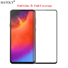 For Samsung Galaxy A60 Glass Tempered for Film 9H HD Full Glue Screen Protector