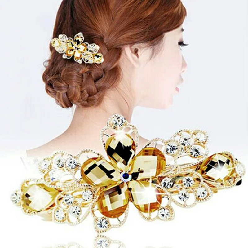 1pcs Fashion Headwear Hair Clips Barrette Vintage Clips Hairpins Hairdressing for Women Girls Hair Styling Tools Accessories 500pcs hair clip hair pins clips professional makeup hairdressing tools lot colors hairpins hairpin hair accessories decorations