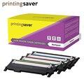 4 шт. совместимый картридж с тонером для принтера CLT-406s K406s для Samsung Xpress C410w C460fw C460w CLP 365w CLP-360 CLX 3305 3305fw clt-k406s