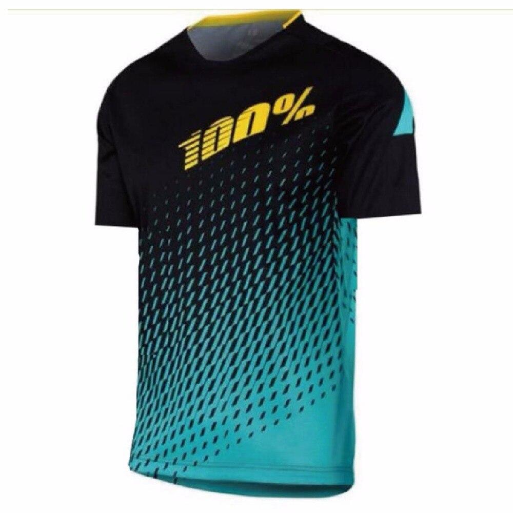 2018 мотокроссу Джерси спуске велосипед Pro Мото бездорожью футболка одежда Костюмы Топ DH MX GP РБ MTB Crossmax
