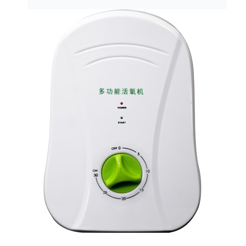 DMWD Multifunction Home Ozone Generator Oxygen Sterilizer Air Water Purifier Disinfect Fruit Vegetable Ozonizer Detoxification self powered water ozone generator ozonizer household faucet tap o3 water filter purifier wash fruit vegetable face sterilizer