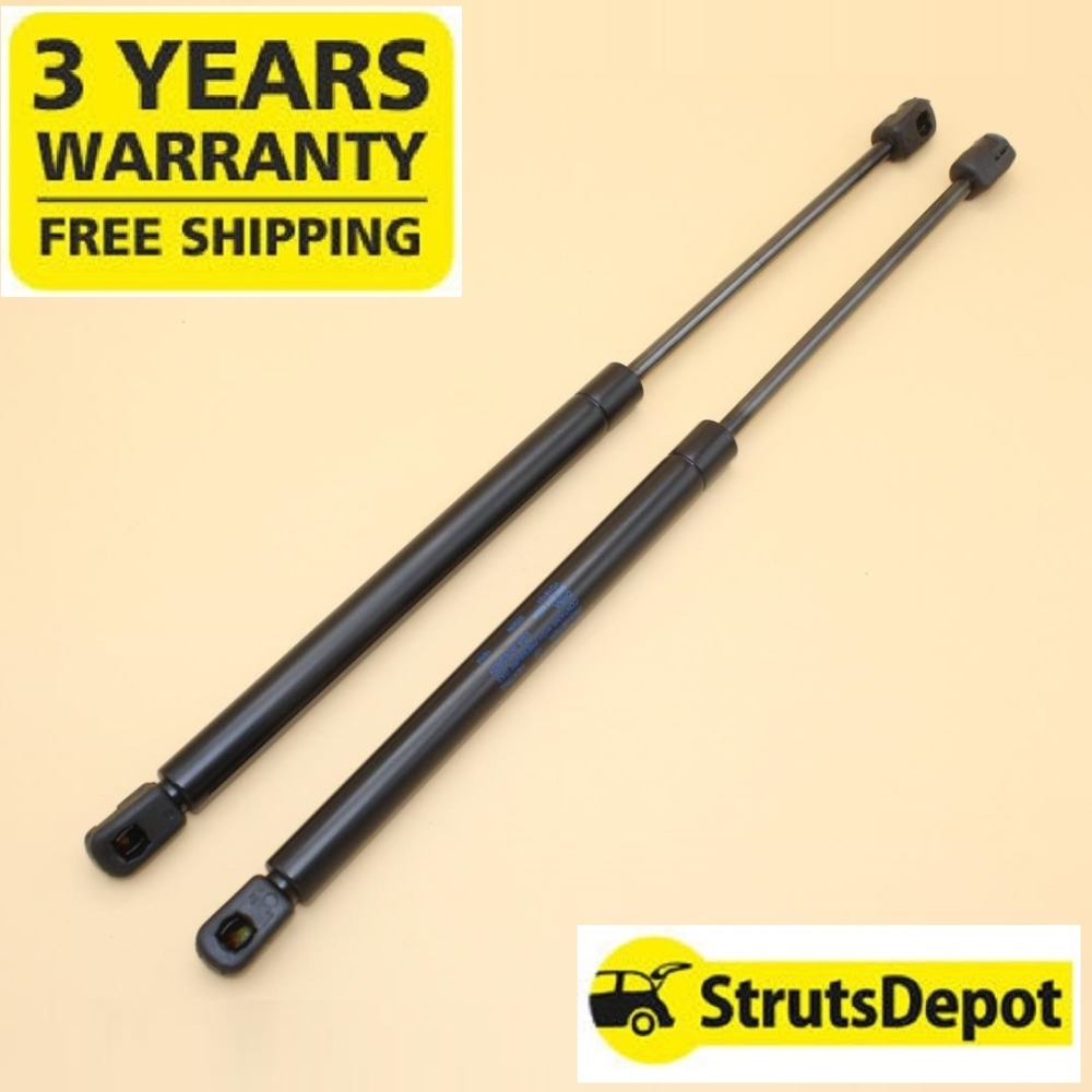 2pcs For VW Golf 4 MK4 1998 1999 2000 2001 2002 2003 2004 2005 2006 Bonnet Gas Spring Struts Lifters Hood Shock With Gift