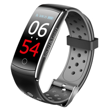 GIAUSA Smart Bracelet IPS Color Screen Fitness Heart Rate Sleep Monitor Activity Tracker VS mi band 3