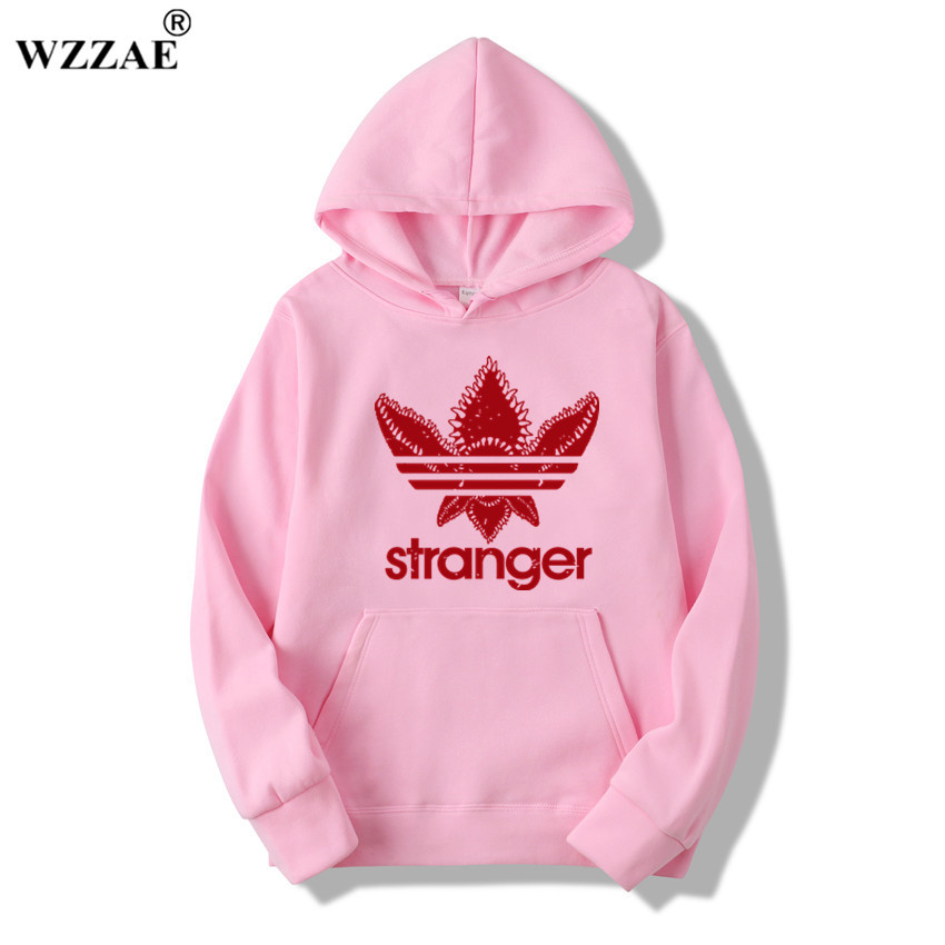 18 Brand New Fashion Stranger Things Cap Clothing Hooded Sweatshirt hoodies Men/Women Hip Hop Hoodies Plus Size Streetwear 6