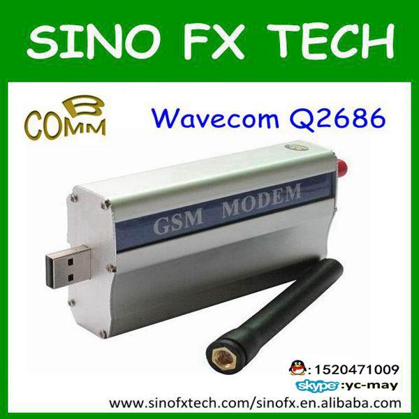 freeship wholesale wavecom Q2686 module modem GPRS simcom 5360 module 3g modem bulk sms sending and receiving simcom 3g module support imei change