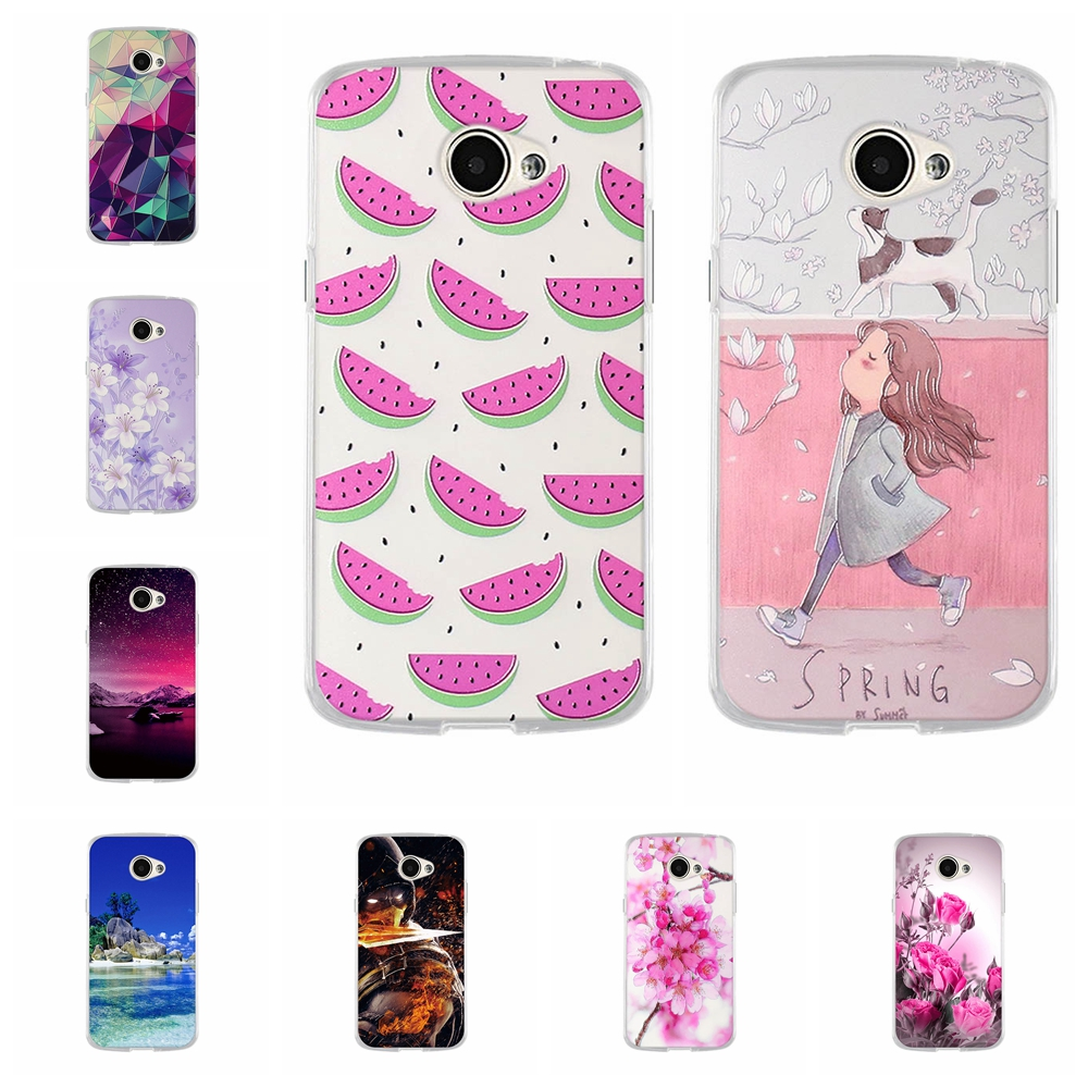 For LG K5 Case Silicone Soft TPU Case For LG K5 X220 <font><b>X220DS</b></font> K5 Cover Protective Phone Case Back Cover Skin Coque For LG k5 Cover image