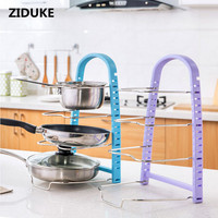 Multi Function Pot Cover Frame Anzench Board Rack Put The Pot Of The Shelf Plate Shelf