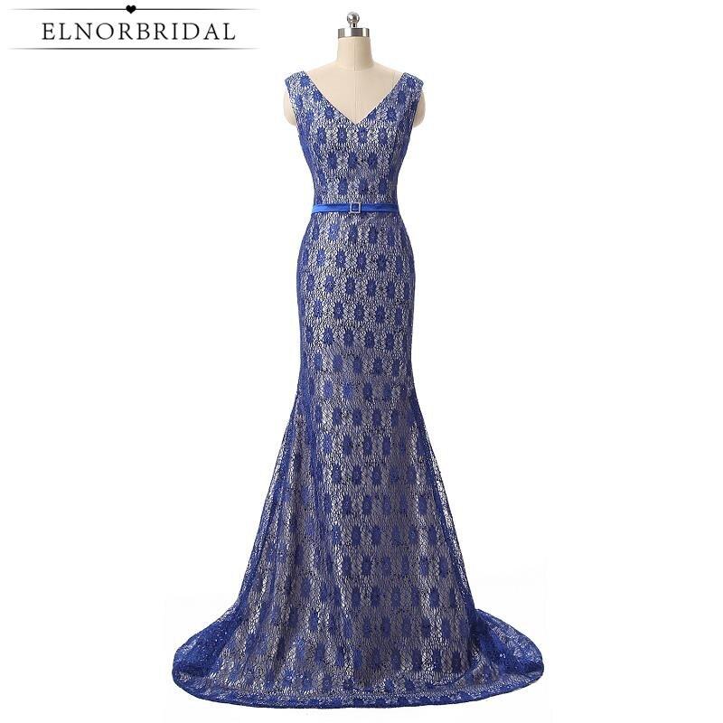 Navy Blue Lace Mother Of The Bride Dresses Long 2017 Cheap Wedding Guest Dress Mermaid Evening Party Gowns Vestido De Madrinha
