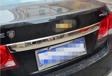 Автомобильный Аксессуар Задняя Крышка Багажного Обложка Для Chevrolet Cruze Седан 2009-2014