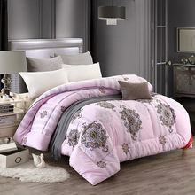 super Comfortable Warm winter quilt Different size and weight Four seasons Optional