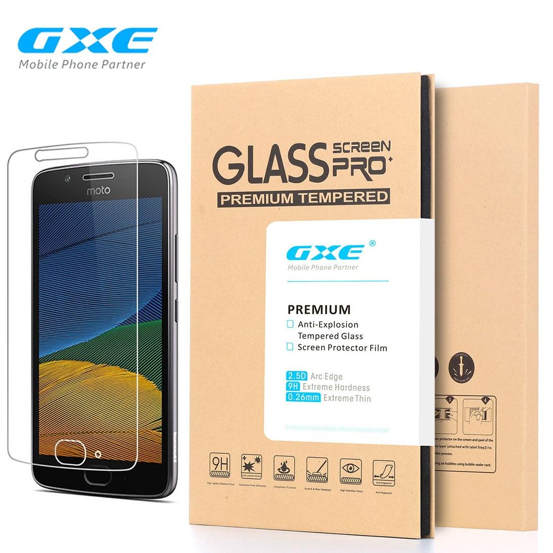 Motorola Moto G5 / G5 Plus G4 Plus G4 Plus LCD Ekran Qoruyucu - Cib telefonu aksesuarları və hissələri - Fotoqrafiya 1