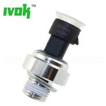 Oil Fuel Pressure Sensor Sender Switch sending For Buick Chevrolet Cadillac Pontiac GMC Hummer 12616646 Gauge Spacer